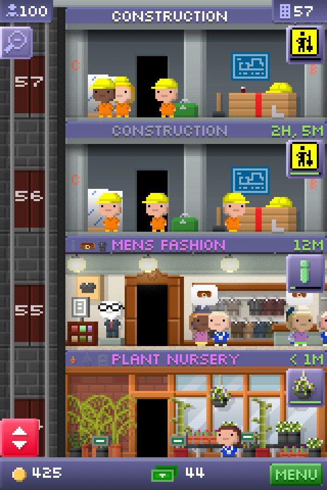 how to get more vip in your lobby tiny tower