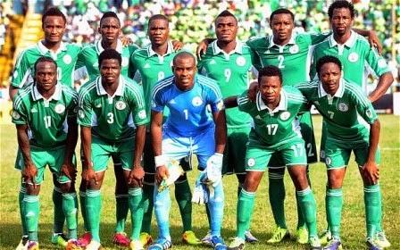 Nigeria vs Bosnia