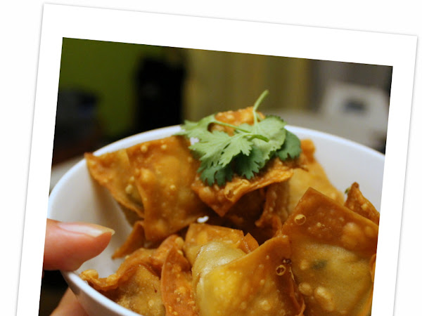 Frittierte Wan Tan