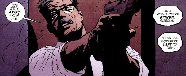Noticias Seriéfilas: James Gordon en Gotham tv series