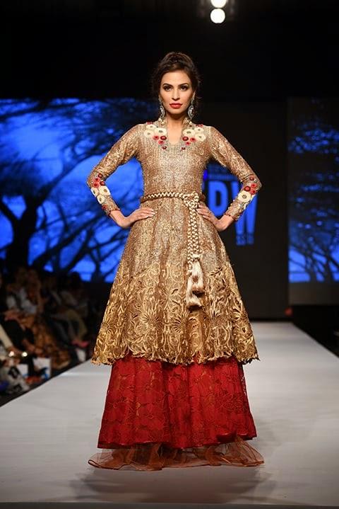fouzia aman in sanam chaudhri TFPW15