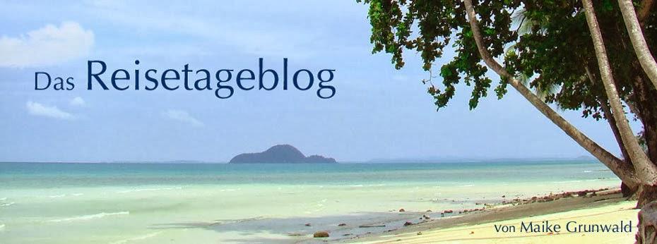 Reisetageblog