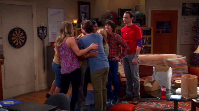 The Big Bang Theory - The Status Quo Combustion - Recap & Review
