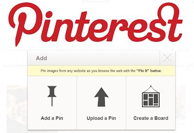 Actualización de Pinterest - ¡edición de tableros!