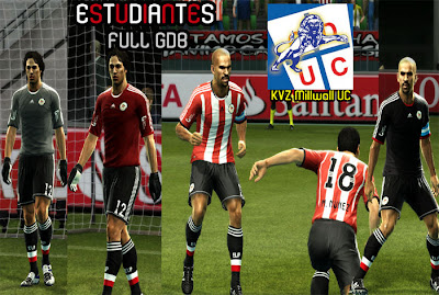 Preview PES 2012: Uniforme do Estudiantes 2012/13