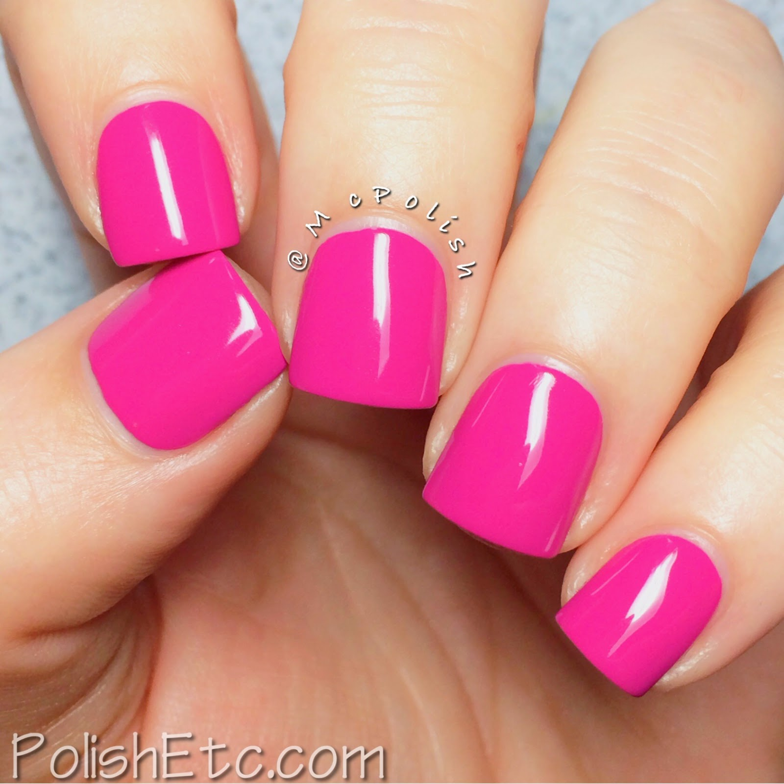 Tillie Polish - Sweet Treats - Raspberry Macaron