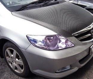 Pengen Mobil Lebih Sporty Dengan Stiker Carbon 3D, Berikut Ulasannya!