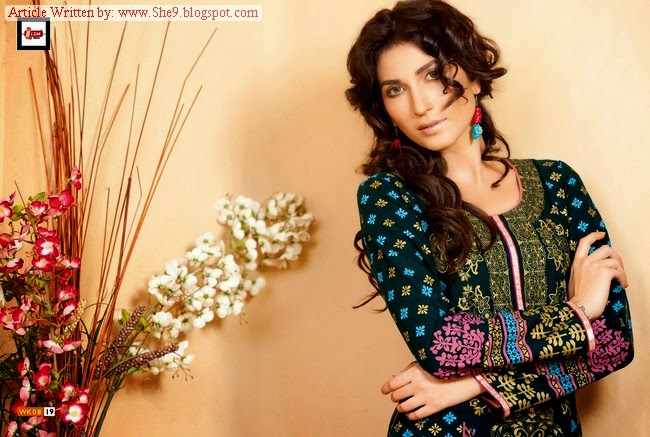 Lakhany Winter-Fall 2014 Kurti Collection