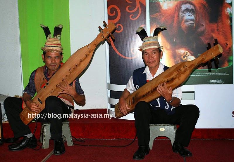 Sape Player Sarawak Photo