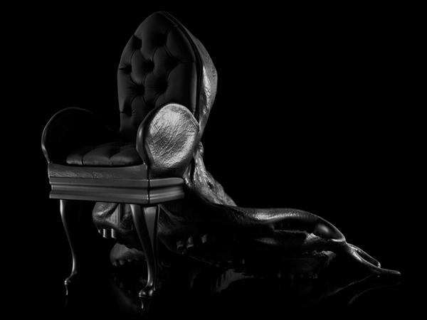 Kerusi Kurita dari Maximo Riera (8 Gambar)