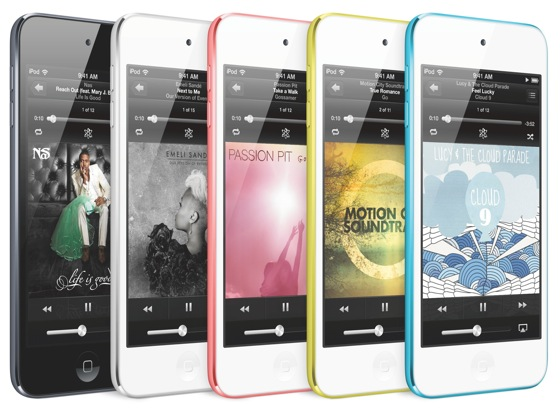 Apple iPod Touch 5G Harga dan Review