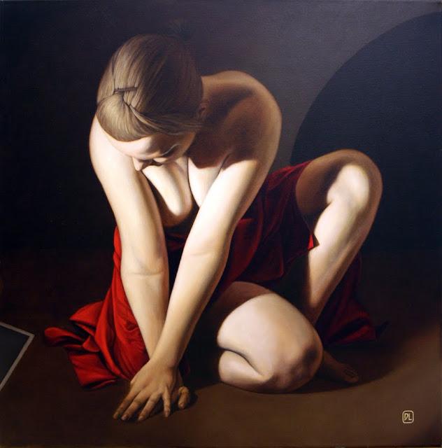 Dylan John Lisle 1978 | British Figurative painter
