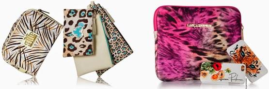 Lança Perfume coleção necessaire case para celular e notebook