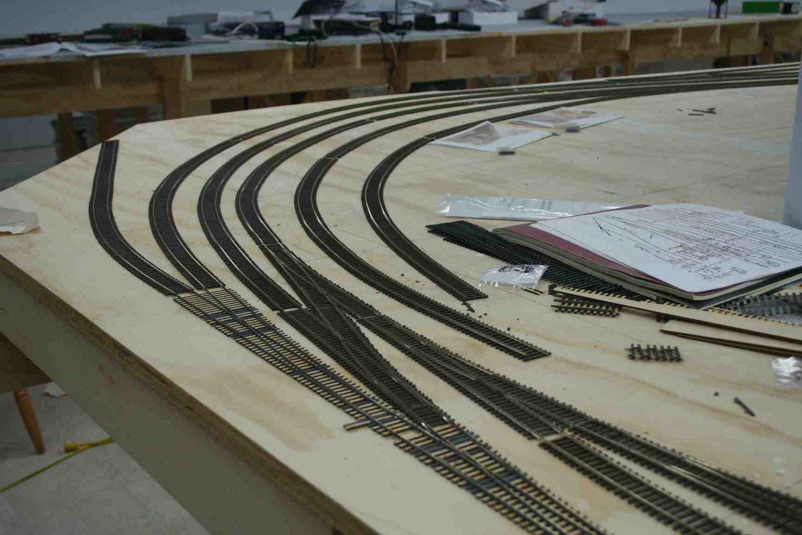 Southern Pacific Cascade Line  Springfield Track And