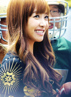 Victoria Song f(x) Smiling Beauty