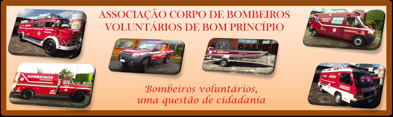 BOMBEIROS VOLUNTÁRIOS DE BOM PRINCÍPIO