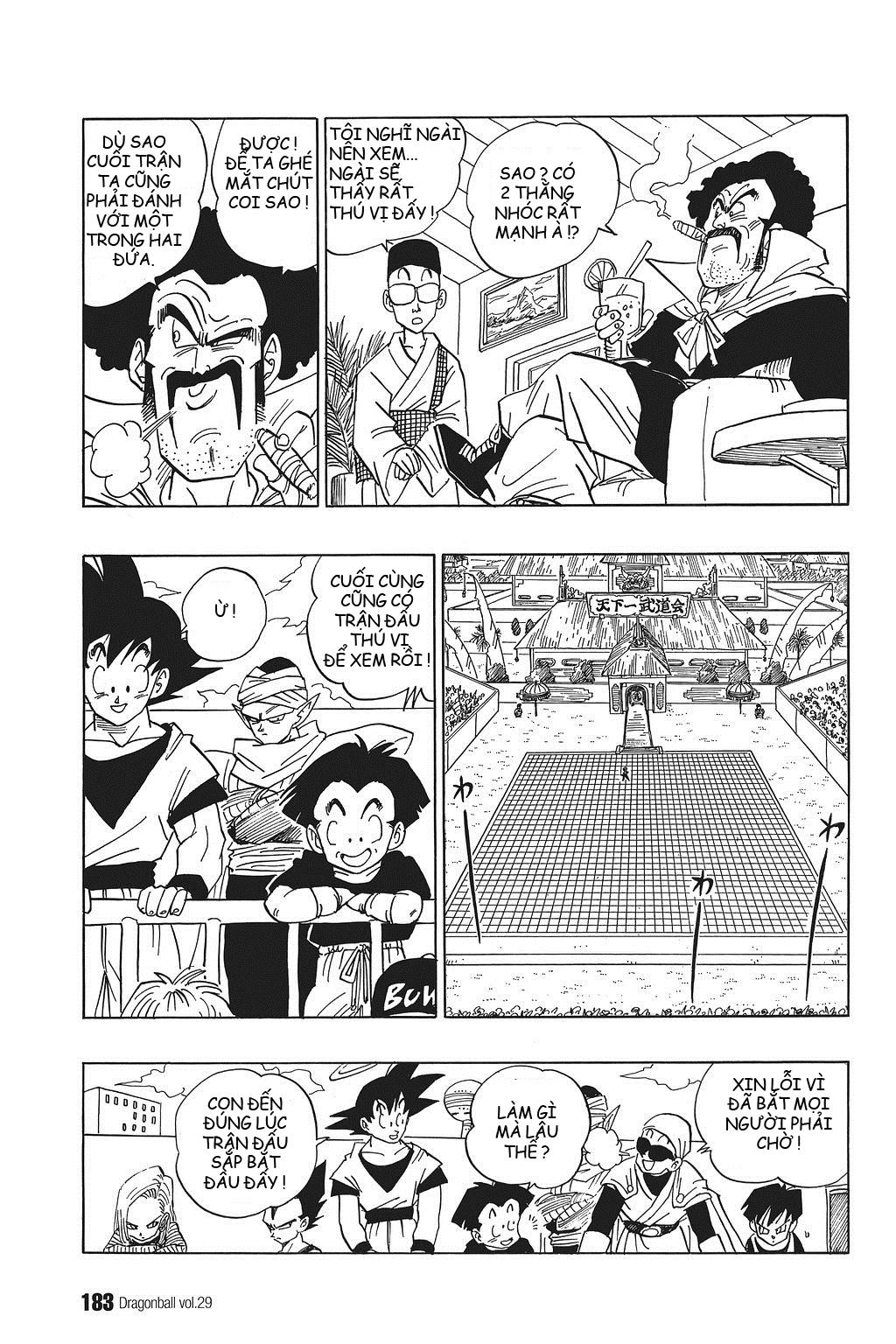 xem truyen moi - Dragon Ball Bản Vip - Bản Đẹp Nguyên Gốc Chap 433