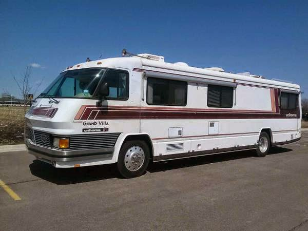 Used Motorhomes For Sale By Owner >> Used RVs 1992 Foretravel Grand Villa Unihome For Sale by Owner