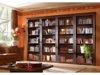 Opowiedz o swojej biblioteczce.