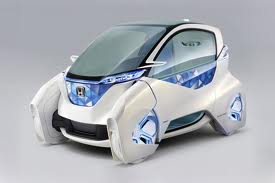 Best Gadget Stuff Honda Micro Commuter Car Concept