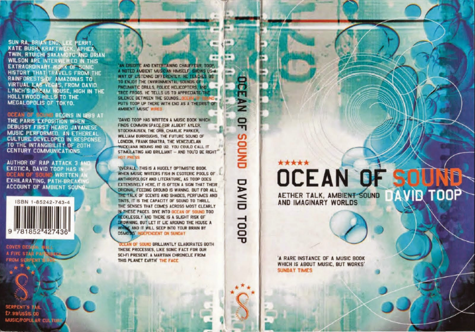 Deep Art Nature: Ocean of Sound - David Toop (1995)