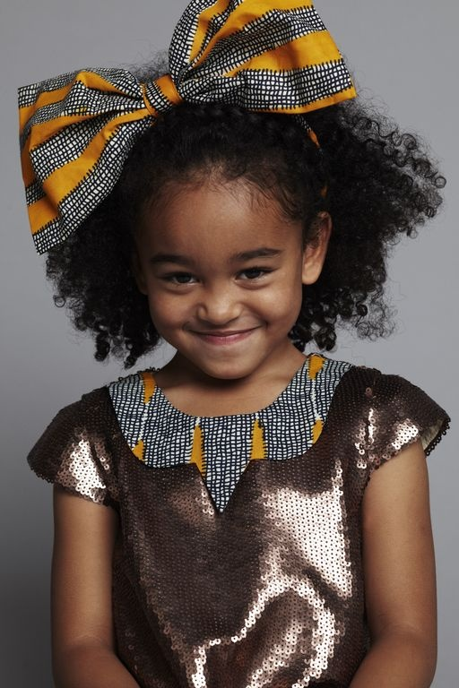ankara dresses for children