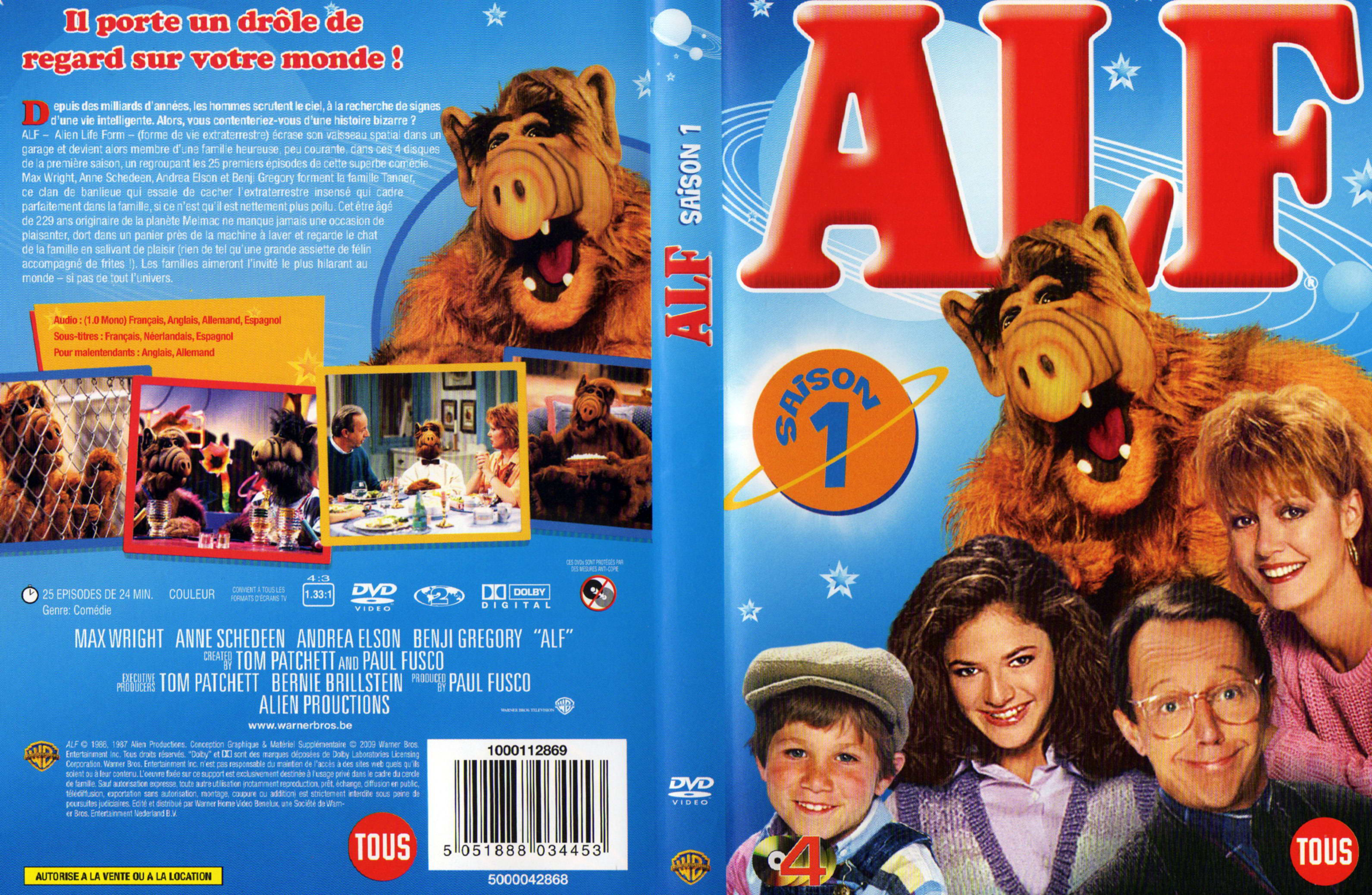 ALF - Primera temporada [TvRip] [Mp4] [Latino]