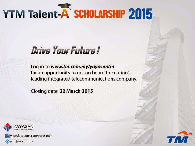 YTM TALENT-A SCHOLARSHIP 2015