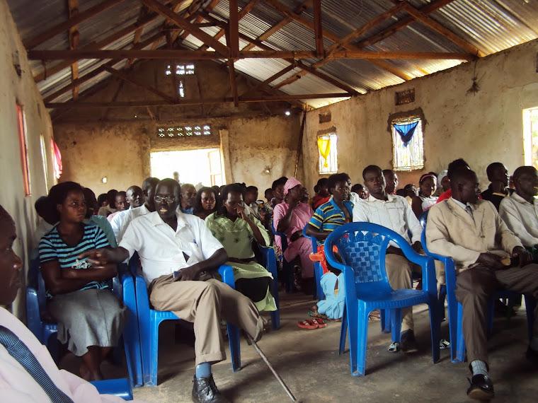 Pastor ,oses Teaching
