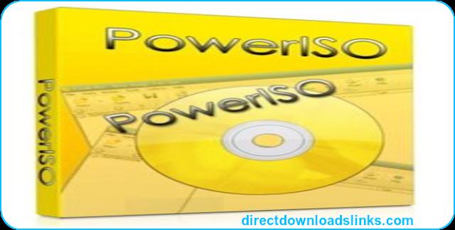 PowerISO 6.3 incl Crack image
