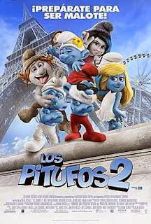 descargar Los Pitufos 2, Los Pitufos 2 latino, ver online Los Pitufos 2