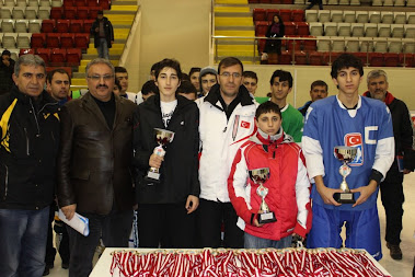 U17 Turkish Cup Champs 2011-12