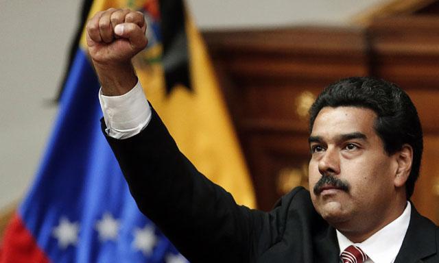 Resultados electorales Venezuela 2013 - Página 2 1