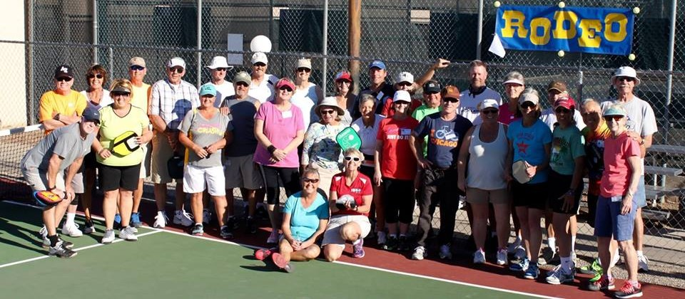 Voyager RV Pickleball Club