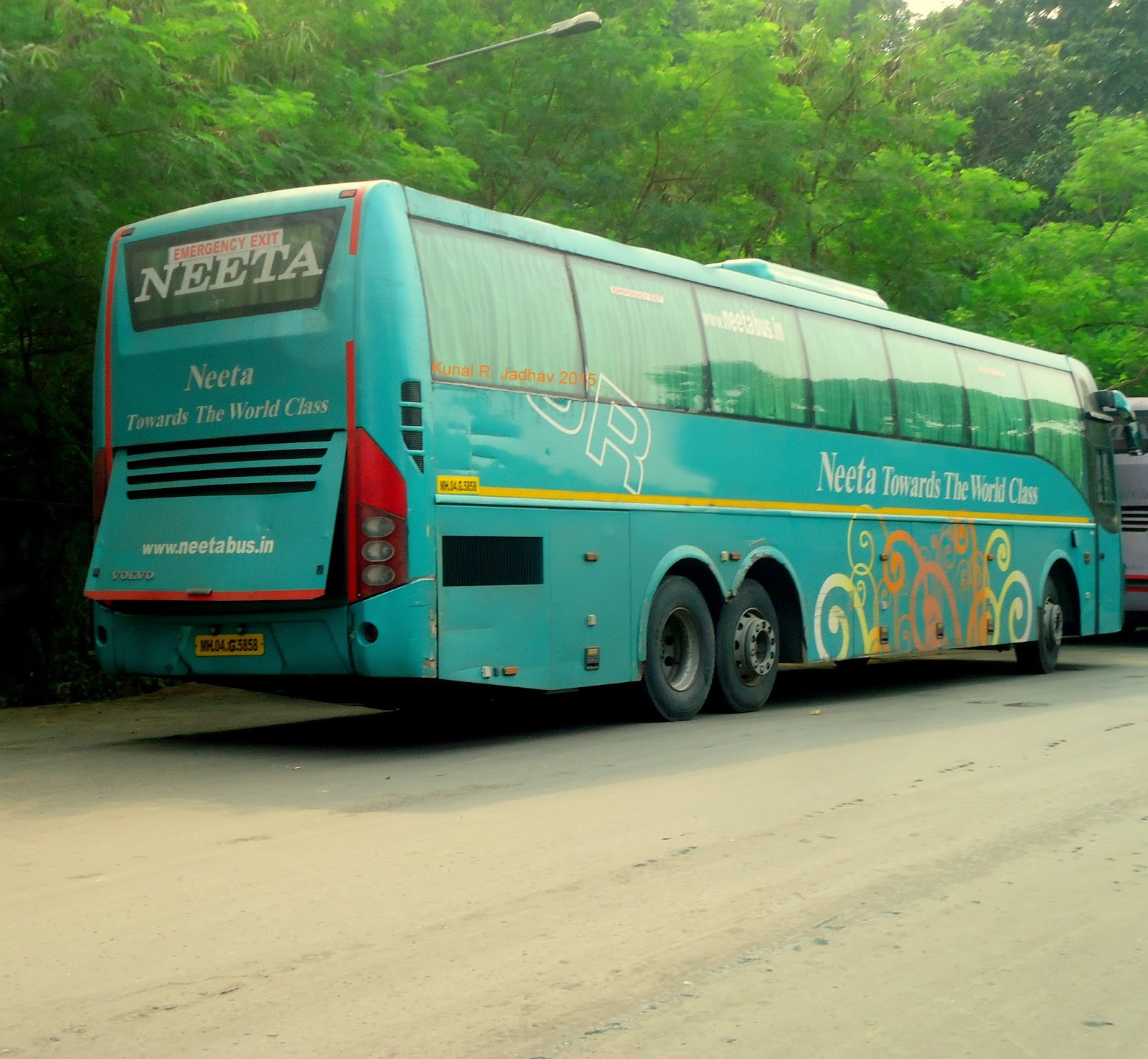 A Scania, VOLVO, Mercedes Benz Bus and Vehicle Enthusiast from India