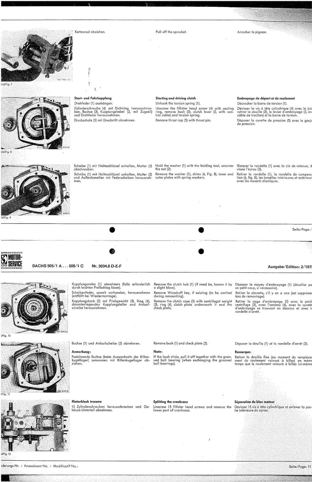 sachs 505 engine manual