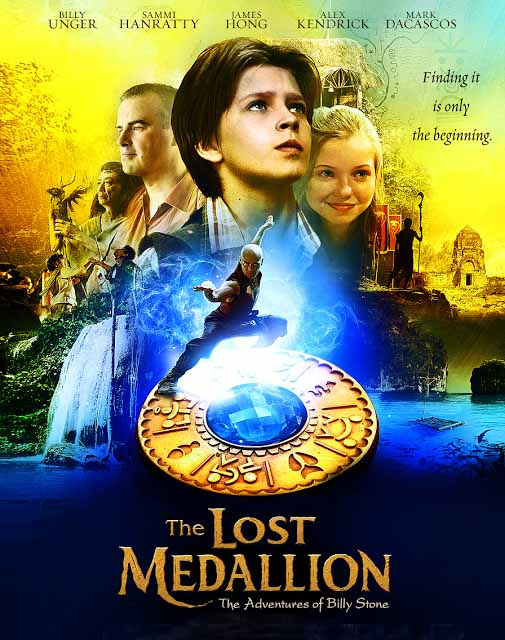 The lost medallion allie