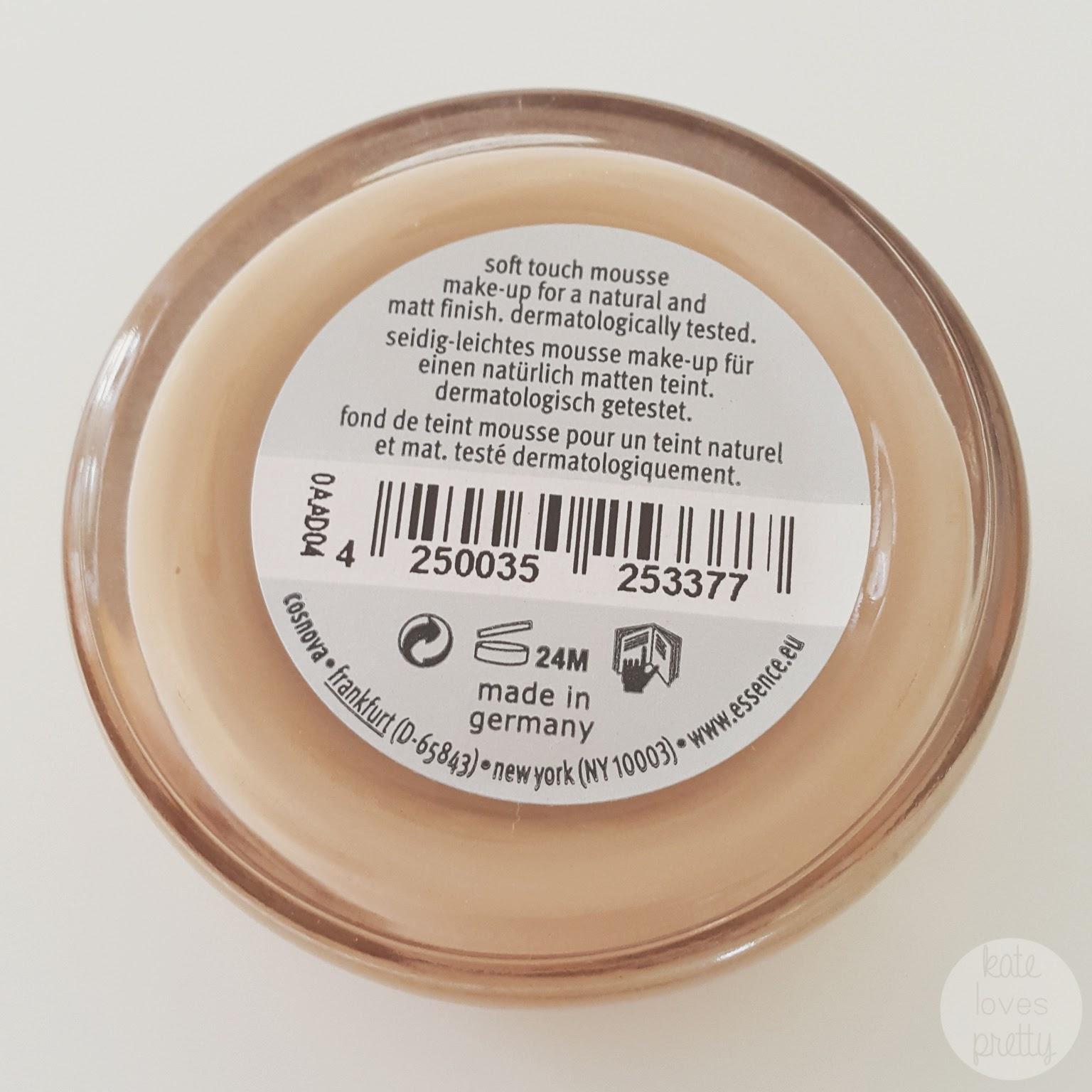 Essence Soft Natural Makeup 02 Essence Soft Natural Make Up 02 Sand ...