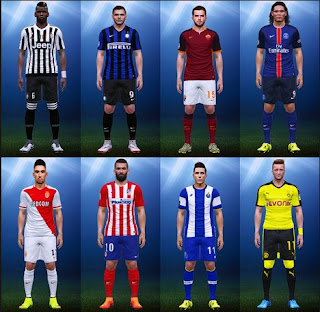 Download Update PES 2016 New Hyper Mod (Simple DT MOD) PS3 Terbaru