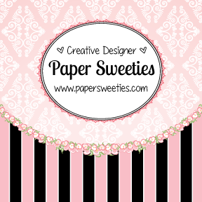 Paper Sweeties Design Team Member