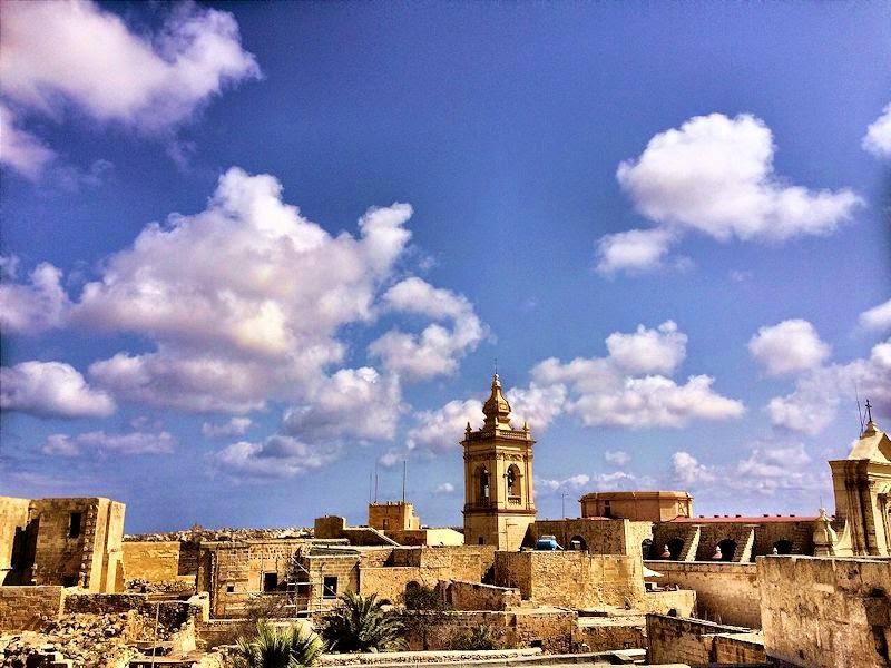 cittadella gozo