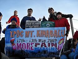 XPDC Mt. Kinabalu 2009