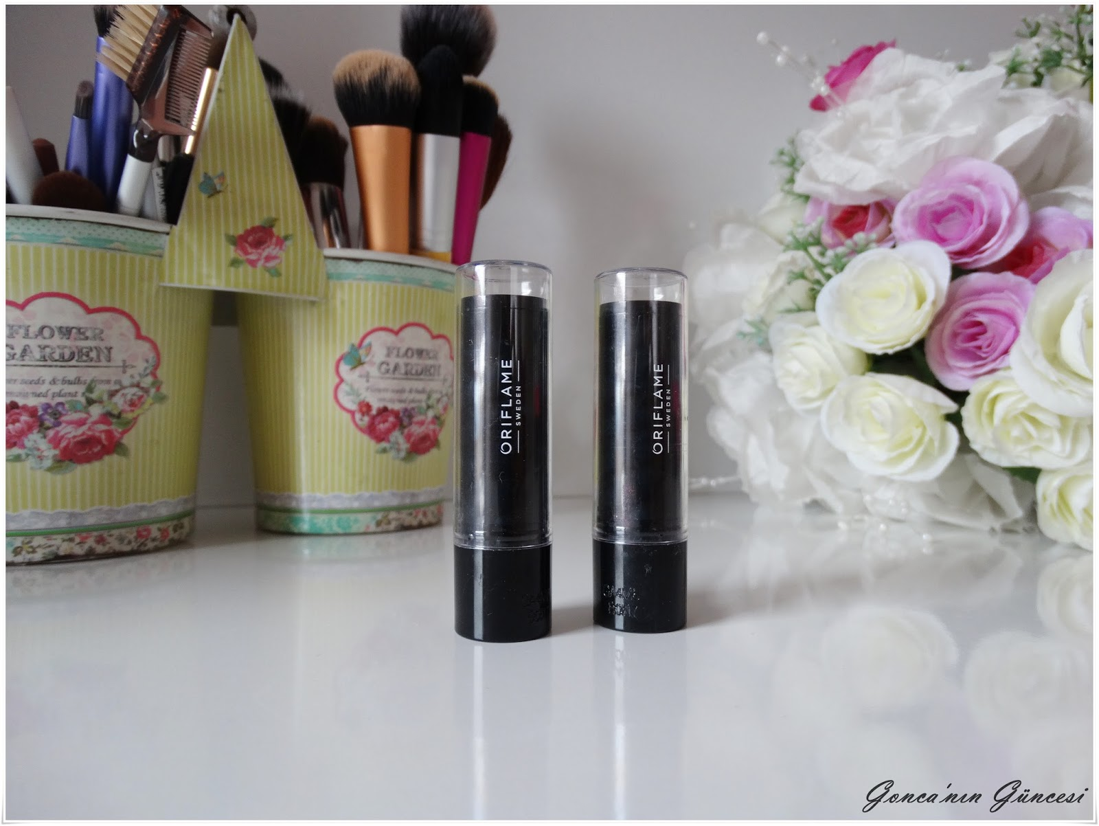 Oriflame Pure Colour Ruj Kullananlar