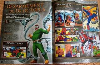 Echecs & Comics : le jeu d'échecs des super-héros!