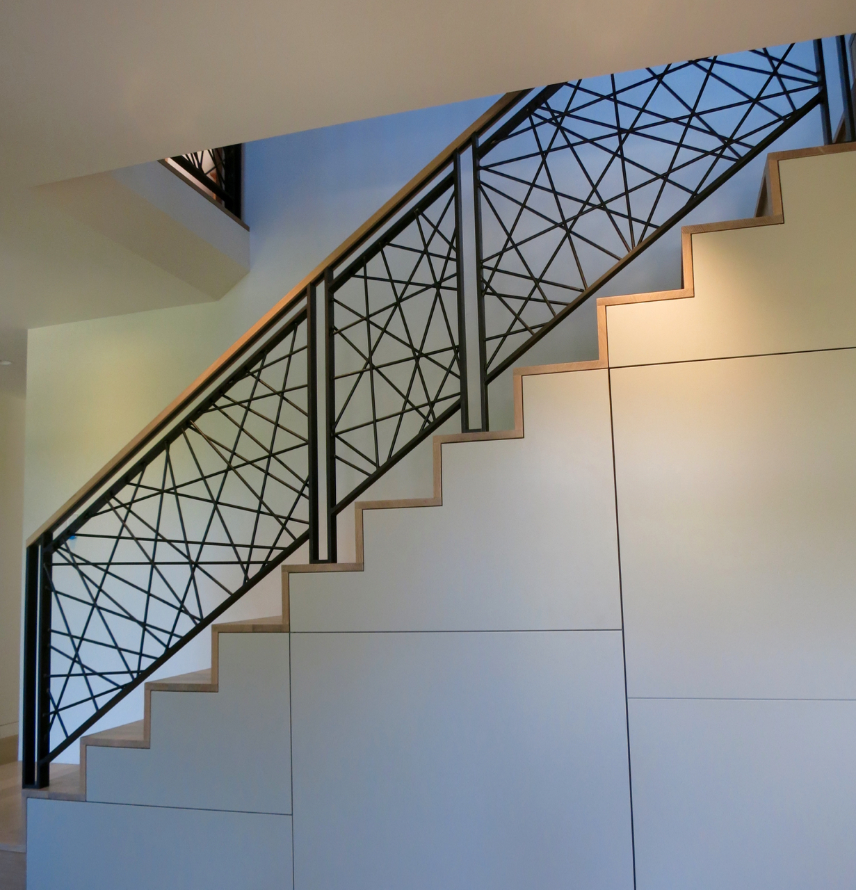 522 industries first impressions - Escaleras modernas interiores ...