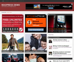 Bigone WordPress Theme
