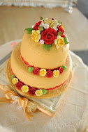 ♥ My Wedding Cake ♥
