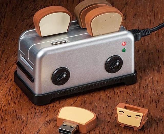 Contoh USB yang sangat kreatif dan menarik
