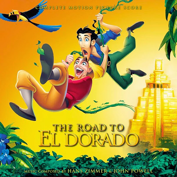 The Road to El Dorado 2000 720p Hindi Cover