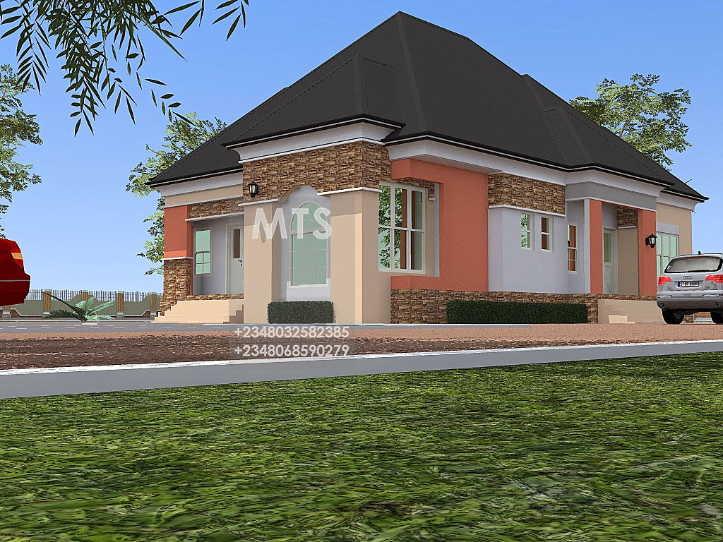 Ndukwe 3 Bedroom Bungalow Residential Homes And Public
